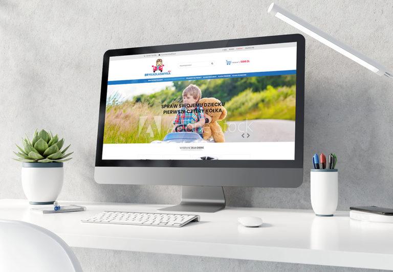 rainbow multimedia portfolio sklep internetowy prestashop brykadlasmyka
