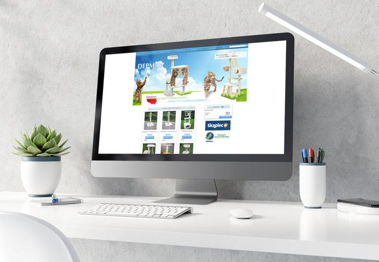 rainbow multimedia portfolio sklep internetowy prestashop depmal drapaki