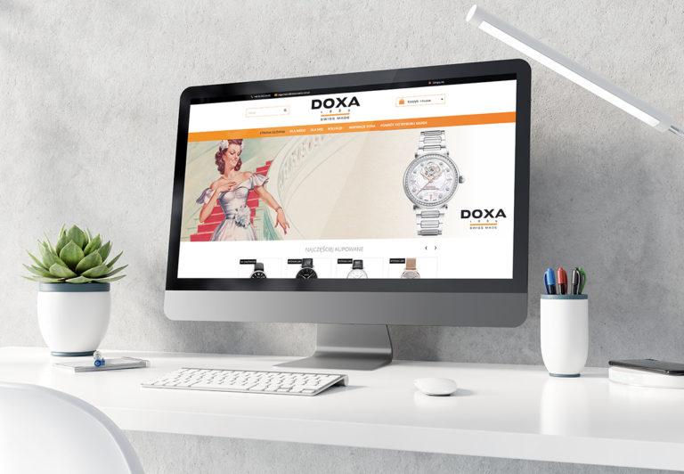 rainbow multimedia sklep internetowy prestashop classicwatch doxa
