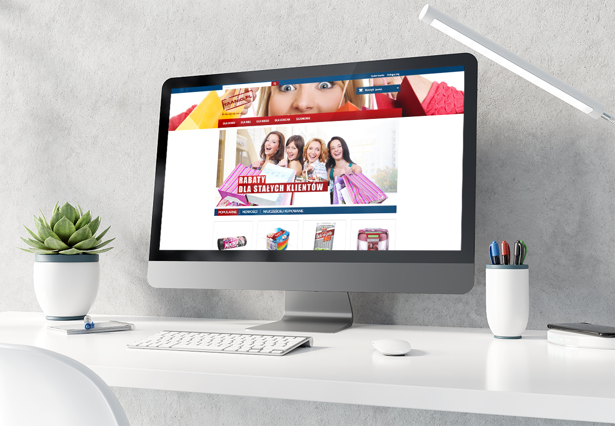 rainbow multimedia sklep internetowy prestashop taanio.pl
